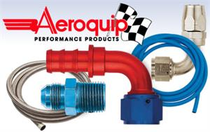Aeroquip Race Fitting And Hoses